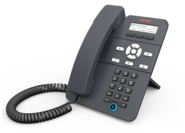Avaya J129 IP Desk Phone