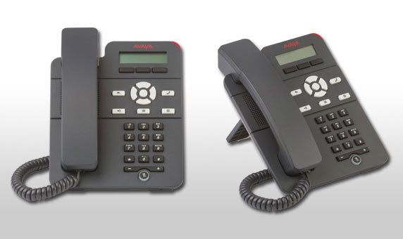 Avaya J129 Open SIP Desk Phone