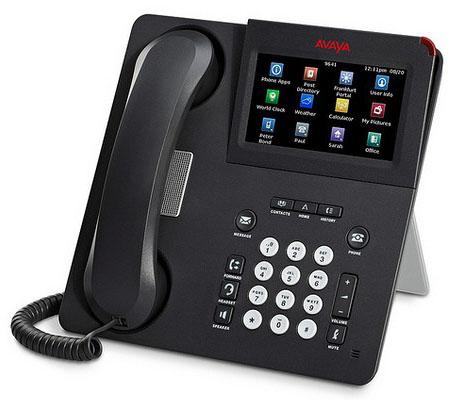 Avaya-9641g deskphone