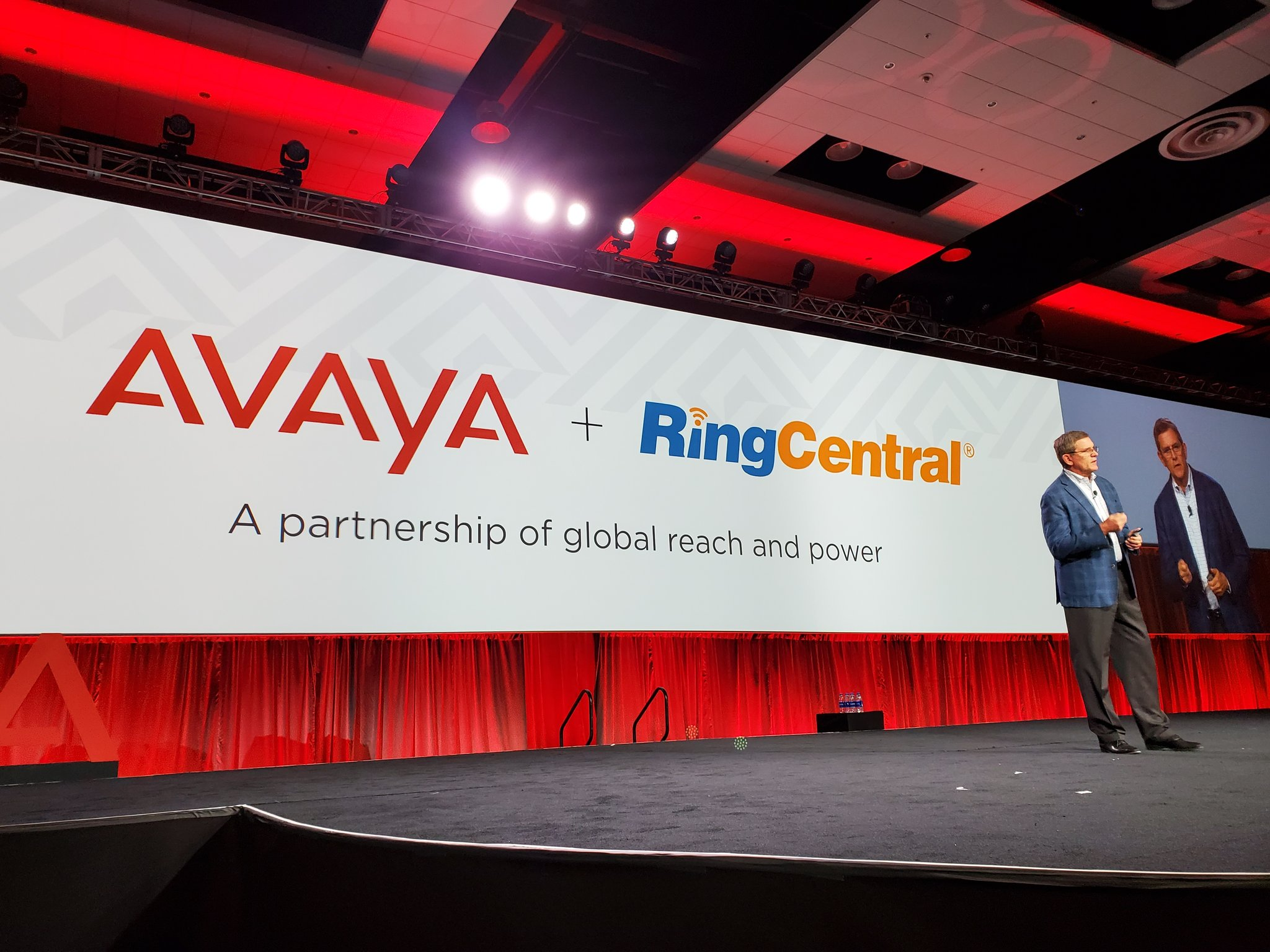 Avaya Cloud Office solutions