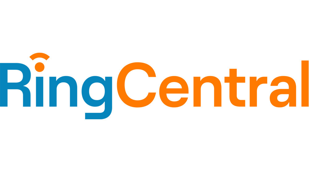 RingCentral cloud contact centre logo