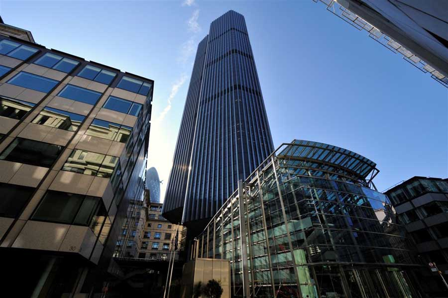 Avaya Stratus Event - July 17th 2018 - Tower 42 London